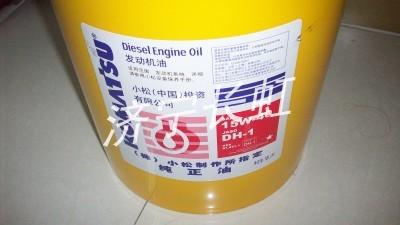 小松发动机油15w-40四季油