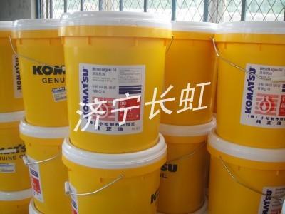 小松发动机油夏季油30